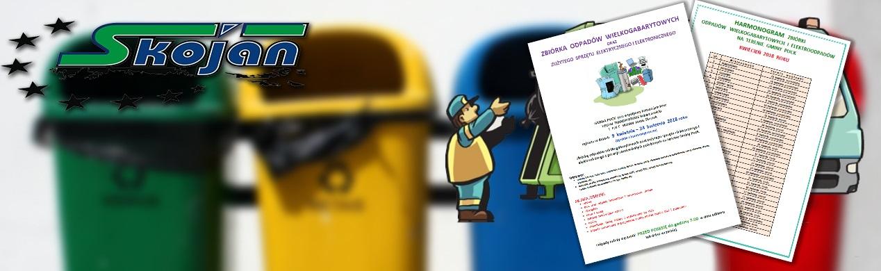 Zbiórka odpadów wielkogabartyowych